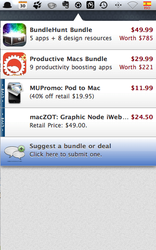 MacBundle Watcher