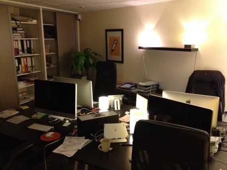 Oficinas de MacGeneration
