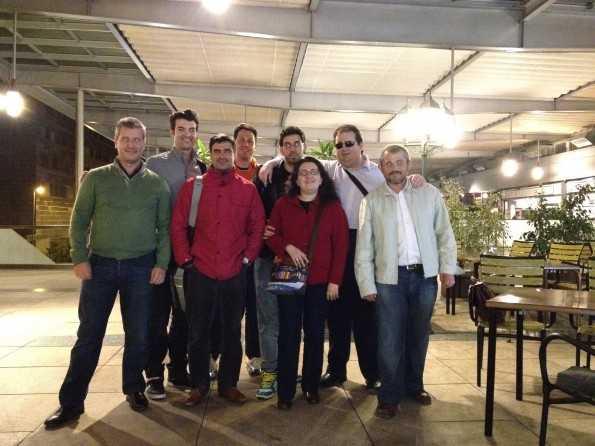 El equipo de la NSCoder Sev