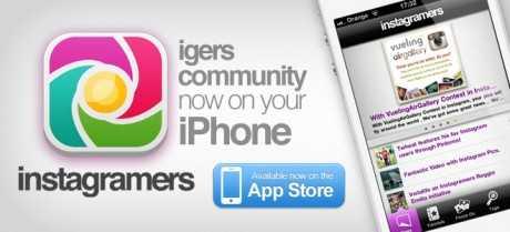 La app de Instagramers