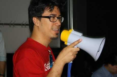 Miquel Camps, organizador de BetaBeers
