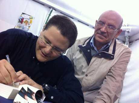 Bruno Nievas Escritor