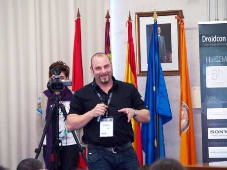 Wiebe Elsinga DroidCon Spain 2012