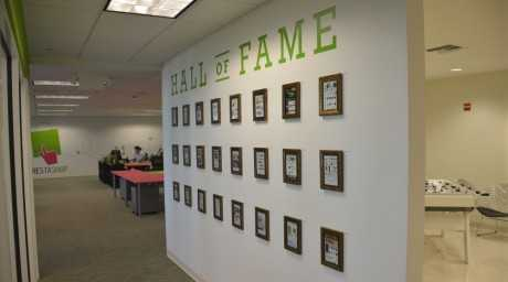 Miami - Hall of fame