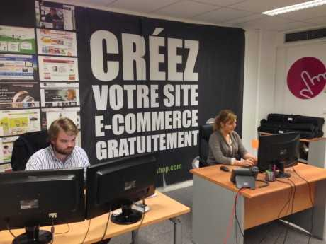 Cree su sitio de e-commerce