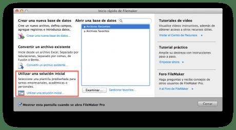 FileMaker12-PantallaInicial