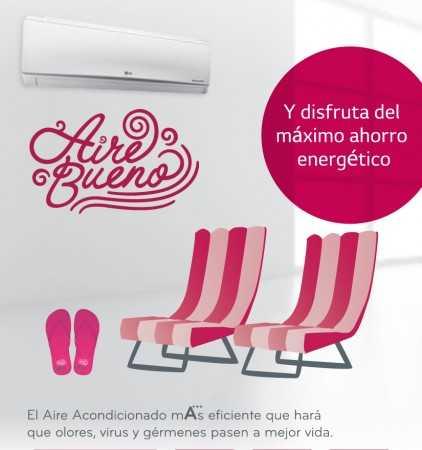 LG-Aire Acondicionado-regalo