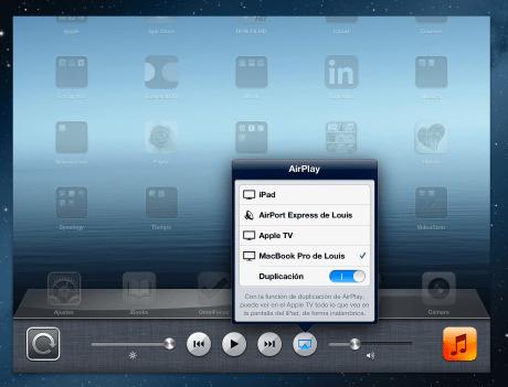 A partir de iOS 6 del iPad 3