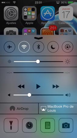 desde iOS 7