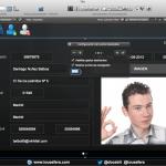 Crea tu propio TPV para iPad con FileMaker (6) Detalle del empleado