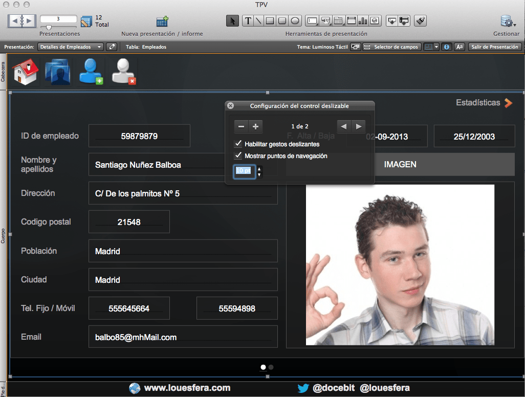 FileMaker Construye tu TPV