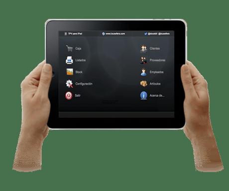 TPV para iPad