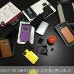 Accesorios para iPhone y iPad para revisar en Louesfera por Jaimezebus