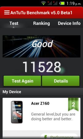 Acer_z4_benchamrk