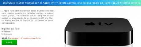 Comprar Apple TV - Apple Store (España)