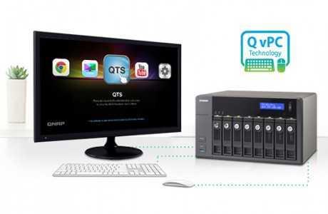 PR- x53 Pro con QvPC