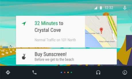 Androidauto-louesfera-interface