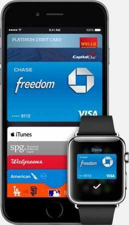 Sistema de pagos de Apple