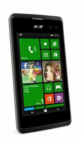 Acer Liquid M220_black_left