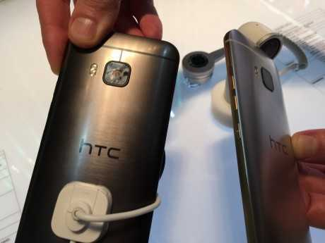 HTC ONE M9 en 2 colores