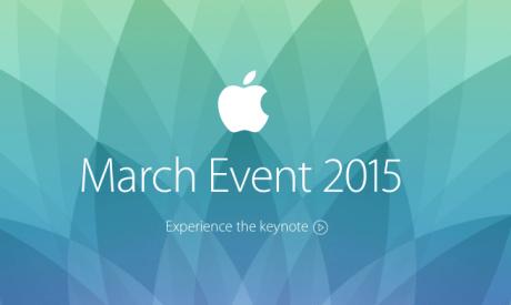 Keynote march 2015