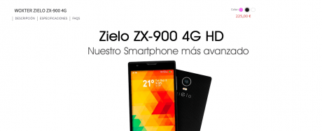 comprar Zielo ZX-900 4G