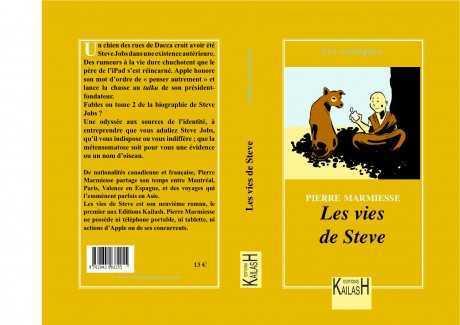La versión francesa de su libro