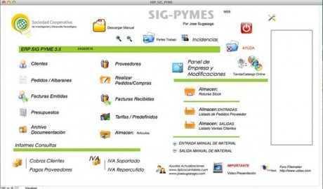 FileMaker ERP
