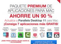Oferta en Parallels Desktop