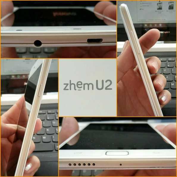 Detalles del ZHEM-U2