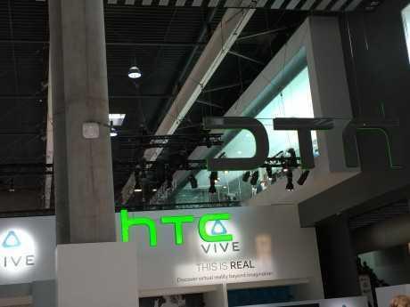 Stand HTC MWC16