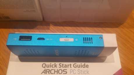 Archos PC Stick Lateral derecho
