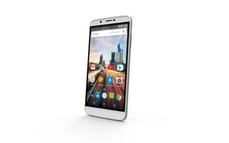 ARCHOS 55 Helium Pearl White_4