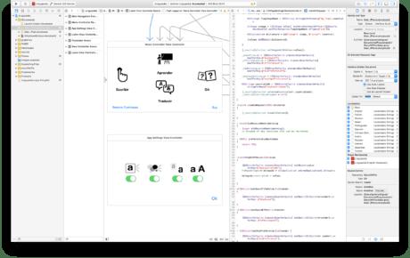 Lingupedia - Xcode