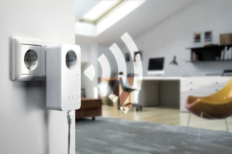 devolo PLC dLAN 550 + Wifi
