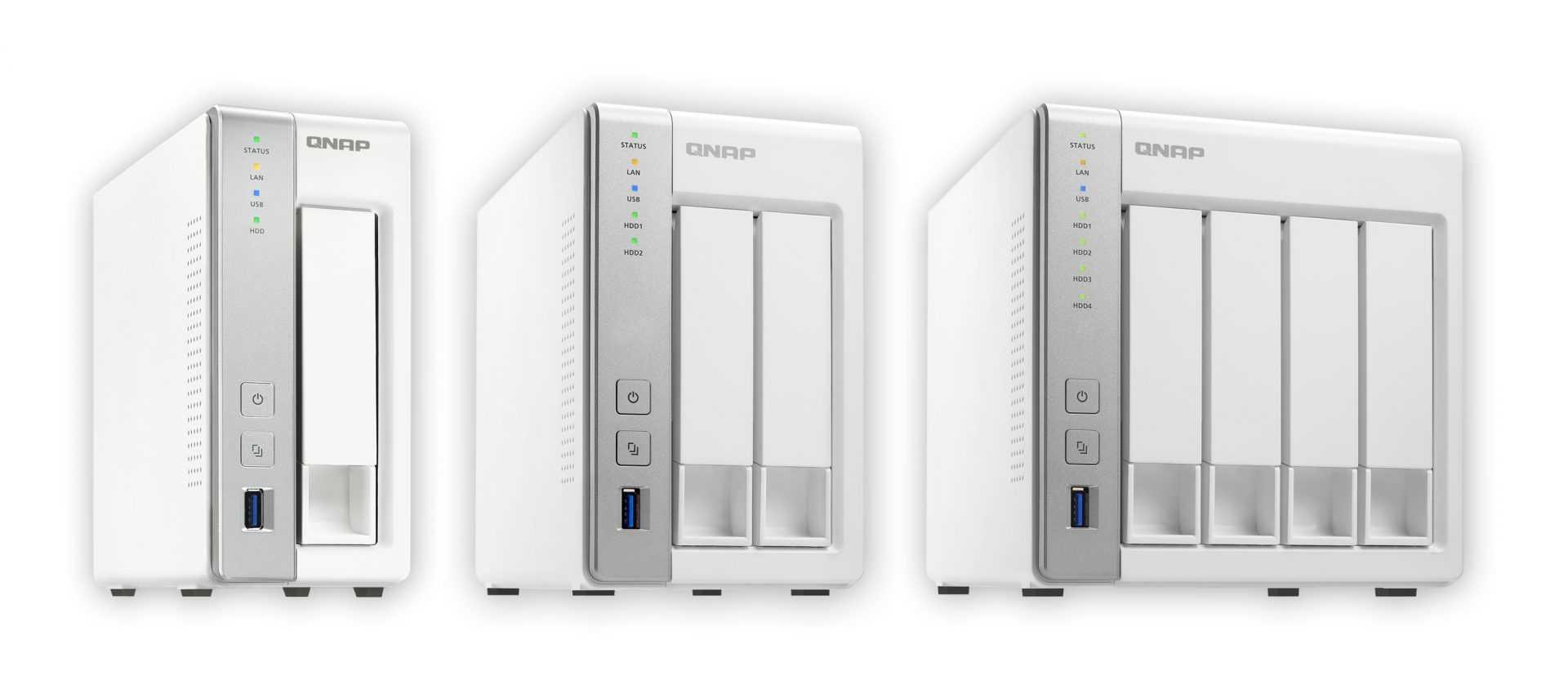 Qnap lanza la nueva serie ts x31p de nas asequibles para for Oficina xiaomi madrid