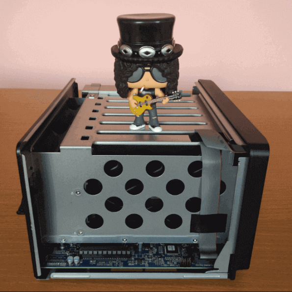 Ranura PCIe